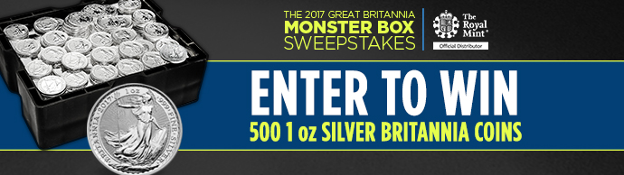 silver britannia monster box