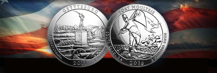 America the Beautiful bullion coin