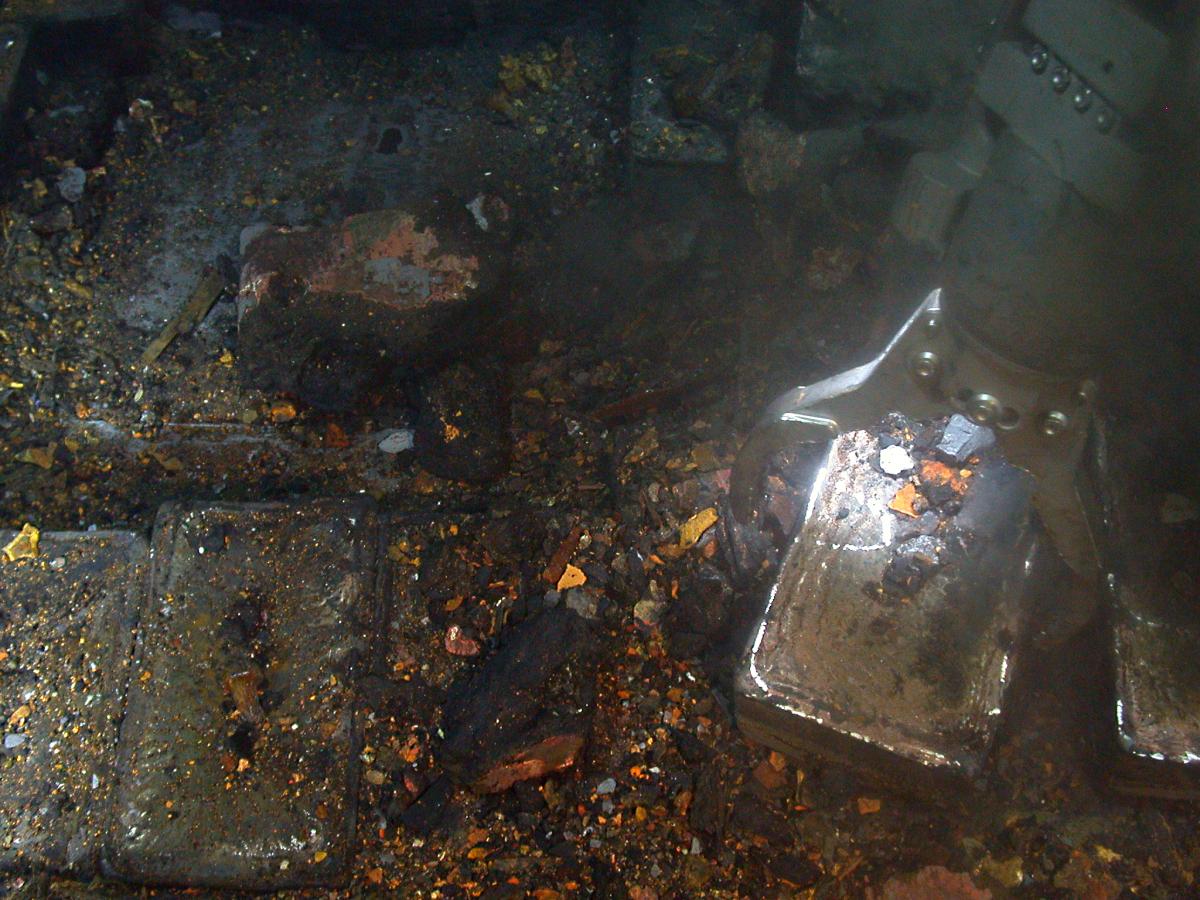 SS Gairsoppa Shipwreck. Huffington Post