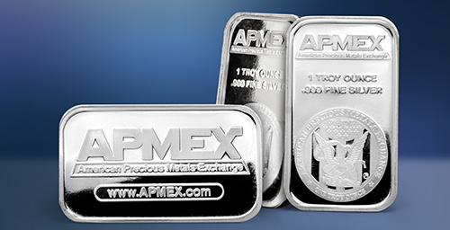 APMEX-Branded Silver is launched in 2007.