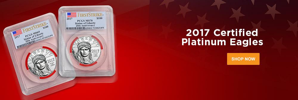 Certified Platinum Eagles