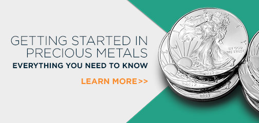 Get Started in precious metals