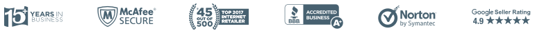 APMEX is a trust-worthy online retailer.