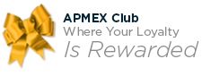 The American Precious Metals Exchange has a loyalty program that rewards gold and silver buyers with free shipping, discounted storage, and gold and silver promotions.