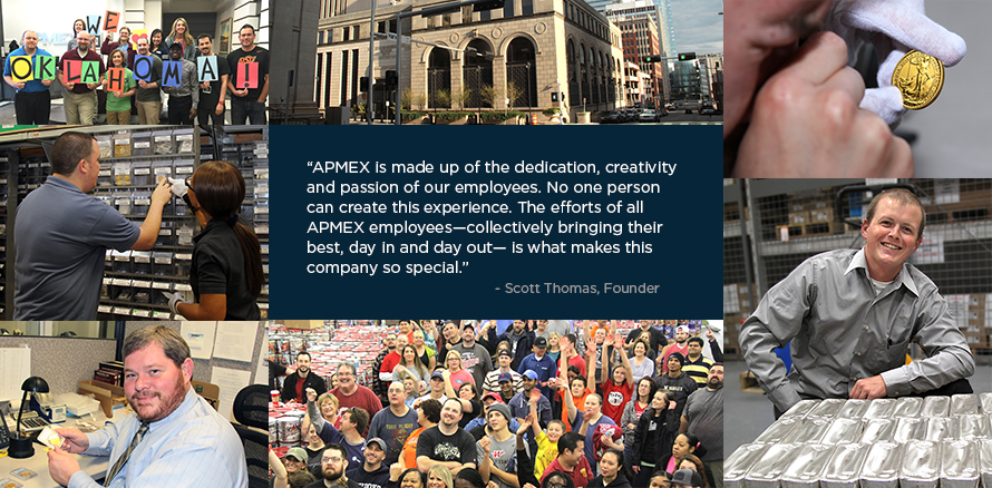 Careers at APMEX