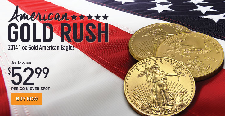 2014 Gold Eagle ALA