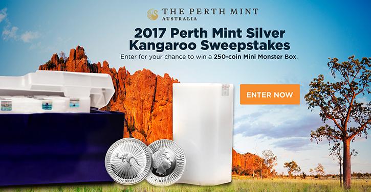 2017 Silver Kangaroo Sweepstakes