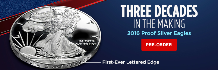 2016 Proof Silver Eagles Category