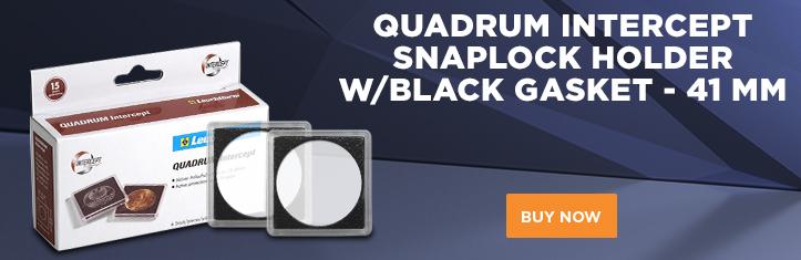 Quadrum Intercept Snaplock Holder