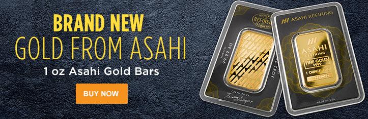 Asahi Gold Bars