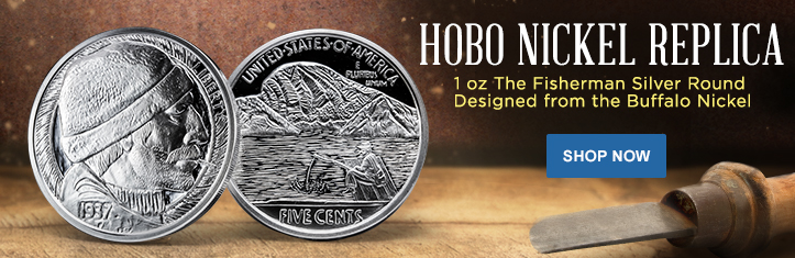 Hobo Nickel The Fisherman