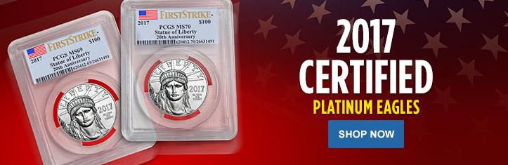 2017 Certified Platinum Eagles