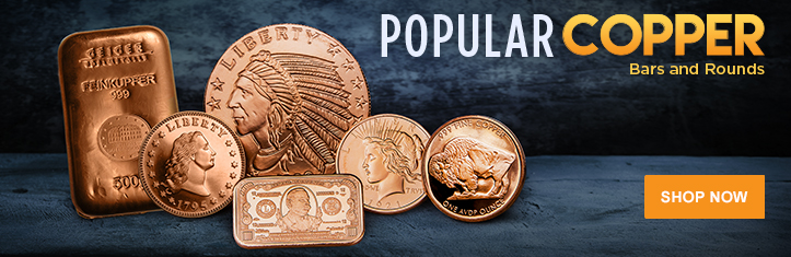 Popular Copper Products