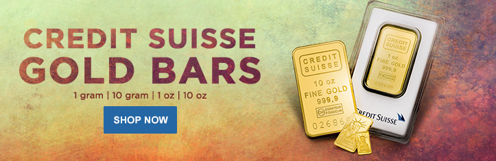 Credit Suisse Gold Bars Category