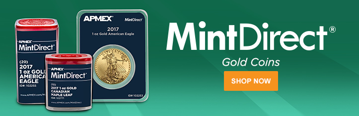MintDirect® Gold Coins