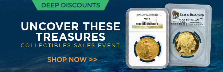 Collectibles Sales Event Gold Products