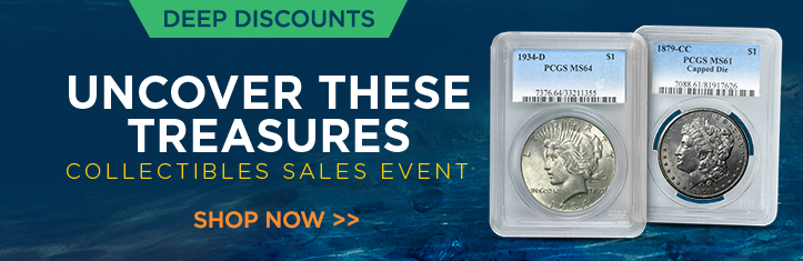 Collectibles Sales Event Silver Products