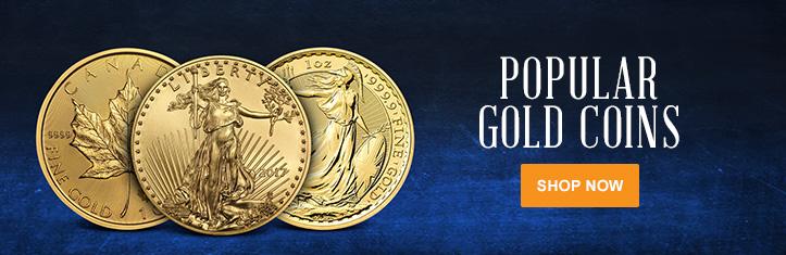 Popular Gold Coins