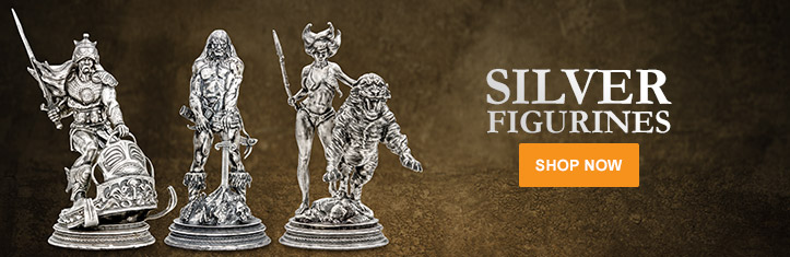 Silver Figurines
