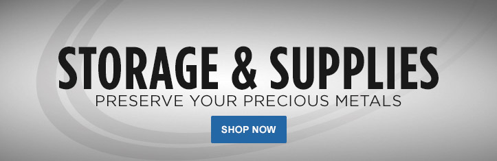 Precious Metals Storage & Supplies