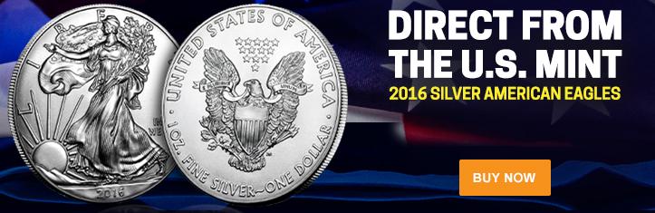 2016 Silver Eagles