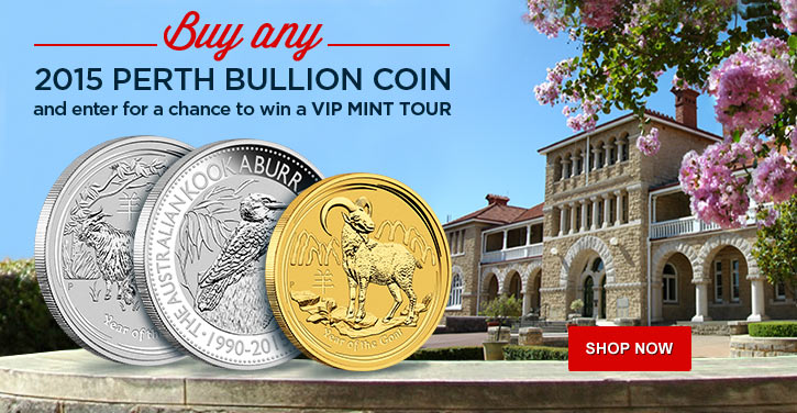 6th Annual APMEX & Perth Mint Australian Getaway Pre-sale Variant