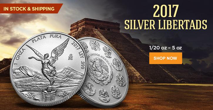 2017 Silver Libertads