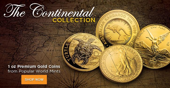 Premium Gold Coins