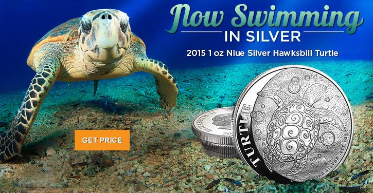 2015 Silver Hawksbill Turtle