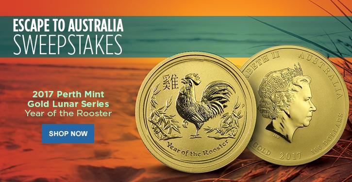 2017 Perth Mint Gold Lunars