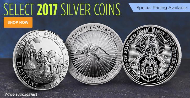 2017 Silver Coins