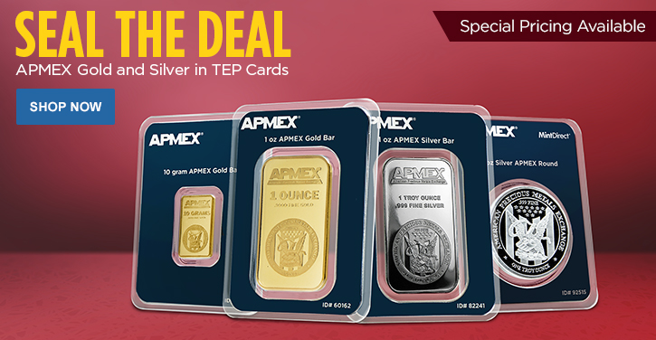 APMEX Gold and Silver TEP