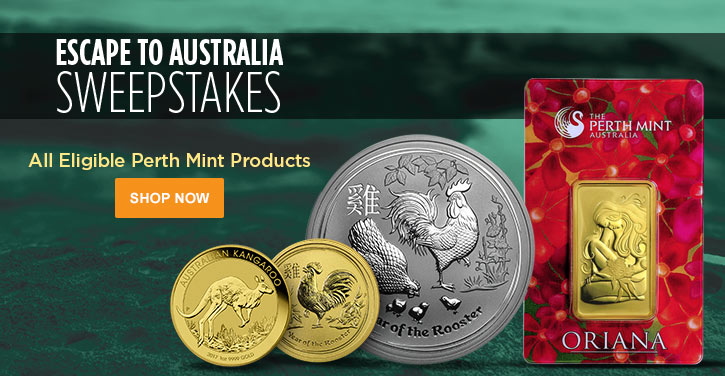 Perth Mint Month - All Eligible Products