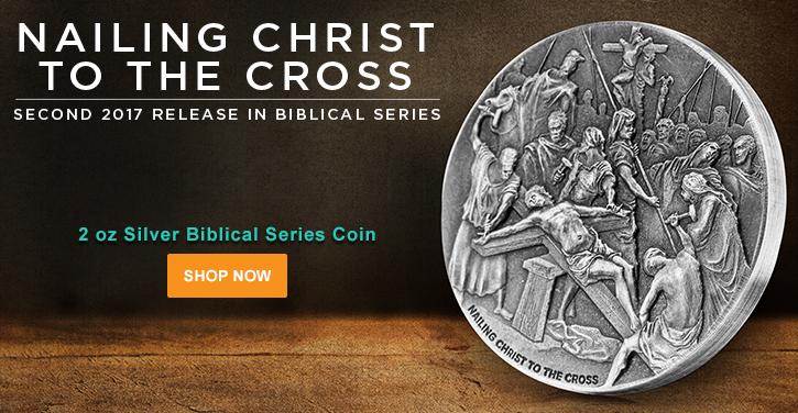 Biblical Series - Nailing Christ to the Cross