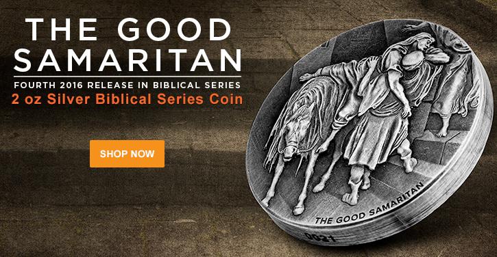 Biblical Series The Good Samaritan