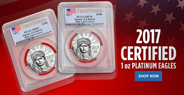 2017 Certified Platinum Eagles