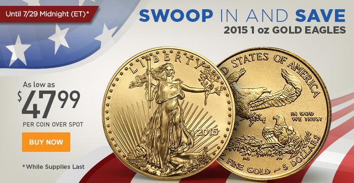 2015 Gold Eagles