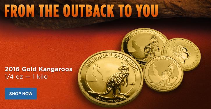 Gold Kangaroos