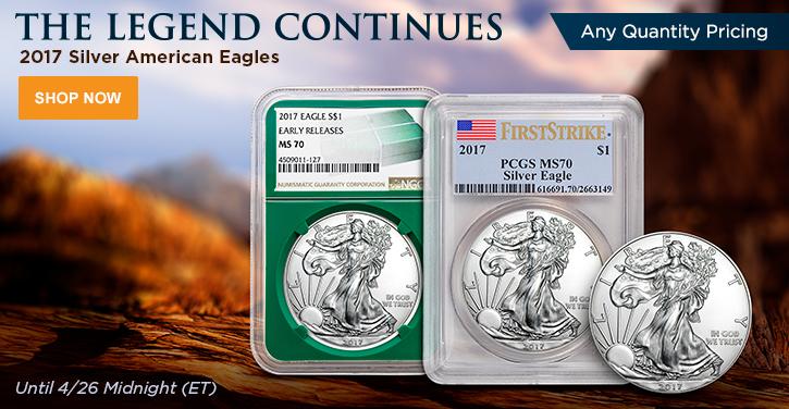 2017 Silver Eagles