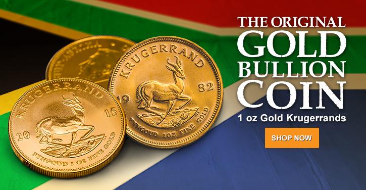 Gold Krugerrands