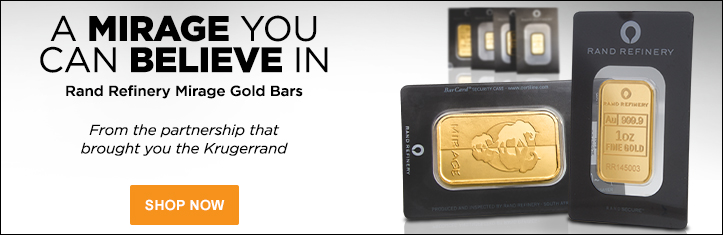 Rand Gold Bars