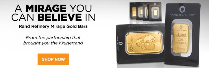 Rand Gold Bars
