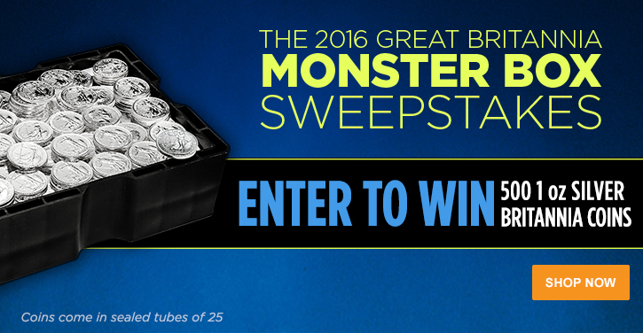 Monster Box Sweepstakes