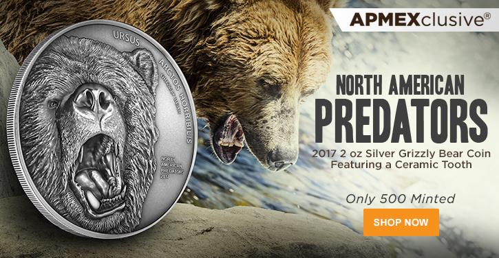 2017 Predator Series Grizzly Bear