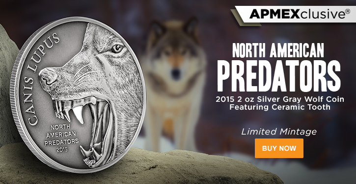 North American Predators - Wolf
