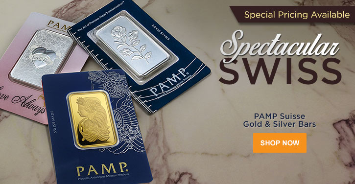 PAMP Suisse Silver and Gold