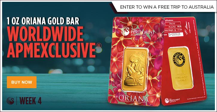 Oriana Gold Bars
