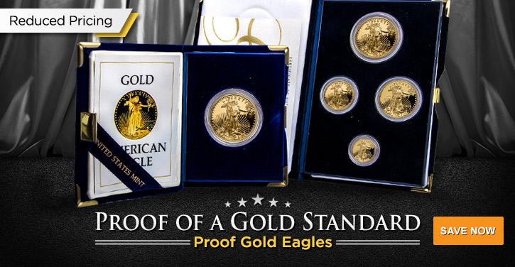 Proof Gold Eagles