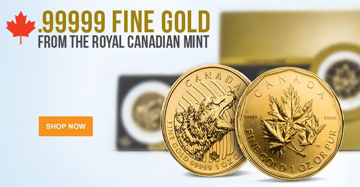 .99999 Fine Gold