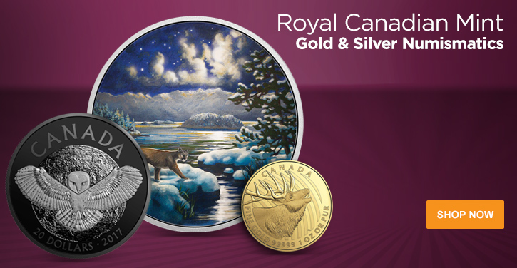 RCM Gold and Silver Numismatics